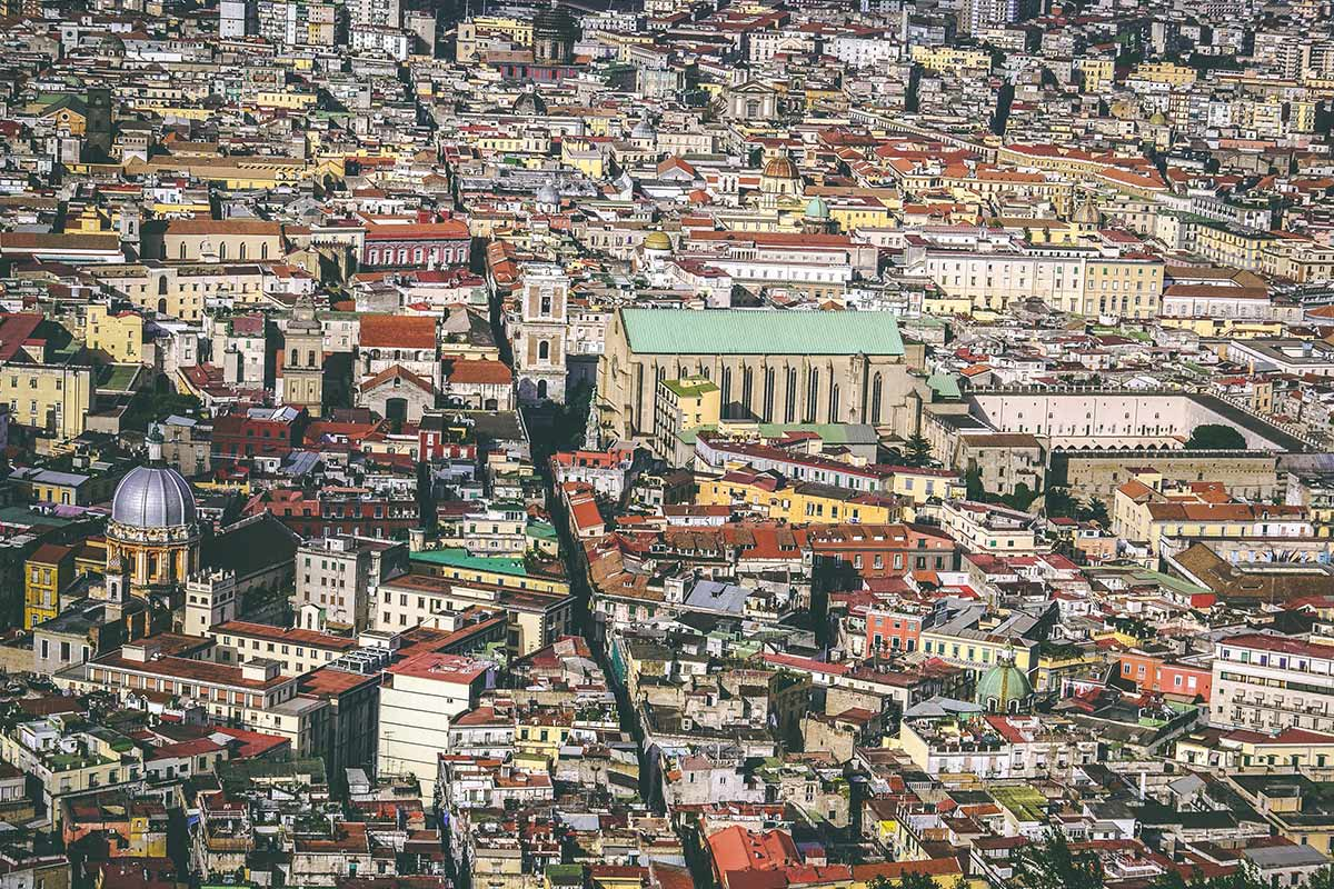 The Historical Layers of Naples Naples-Late Spring Interactive Course 2019 GRETA ONCOPLASTIC MILANO NAPOLI CATANIA